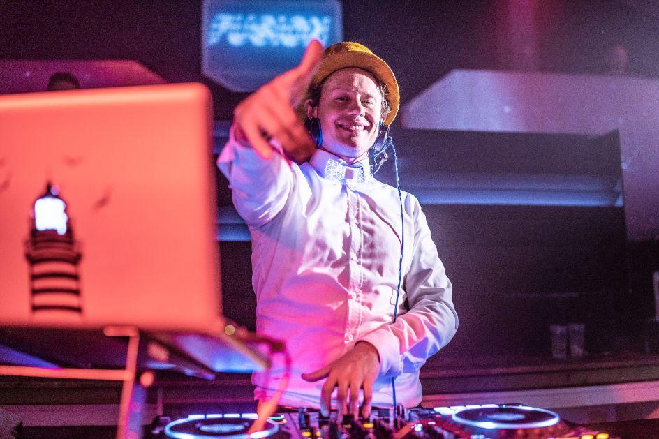 DJ YURN im Fusion Club Münster